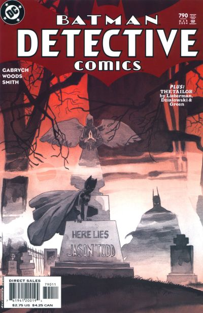 Cover for Detective Comics (DC, 1937 series) #790