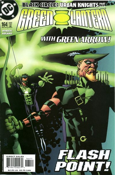 Cover for Green Lantern (DC, 1990 series) #164