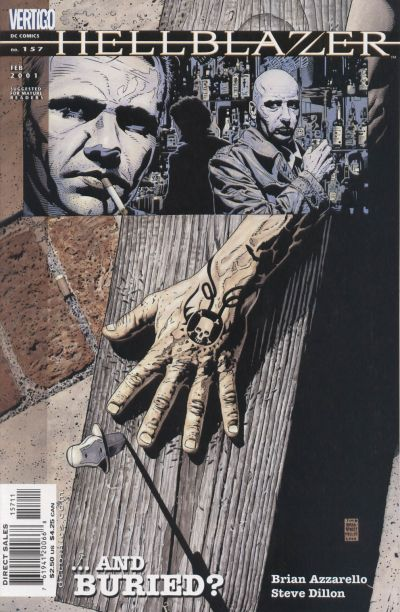Cover for Hellblazer (DC, 1988 series) #157