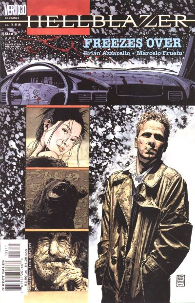 Cover for Hellblazer (DC, 1988 series) #158