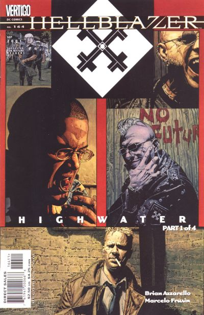 Cover for Hellblazer (DC, 1988 series) #164
