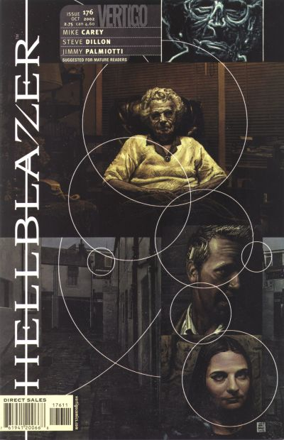 Cover for Hellblazer (DC, 1988 series) #176