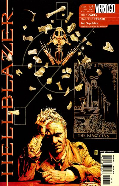Cover for Hellblazer (DC, 1988 series) #178