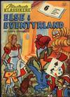 Cover for Illustrerte Klassikere (Serieforlaget / Se-Bladene / Stabenfeldt, 1954 series) #6 - Else i Eventyrland