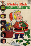 Cover for Richie Rich Dollars and Cents (Harvey, 1963 series) #17