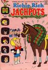 Cover for Richie Rich Jackpots (Harvey, 1972 series) #2