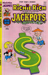 Cover for Richie Rich Jackpots (Harvey, 1972 series) #35