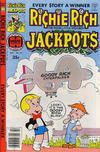 Cover for Richie Rich Jackpots (Harvey, 1972 series) #37