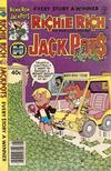 Cover for Richie Rich Jackpots (Harvey, 1972 series) #47