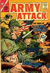 Cover for Army Attack (Charlton, 1964 series) #2