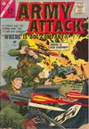 Cover for Army Attack (Charlton, 1964 series) #3