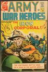 Cover for Army War Heroes (Charlton, 1963 series) #22