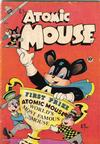 Cover for Atomic Mouse (Charlton, 1953 series) #4