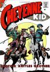 Cover for Cheyenne Kid (Charlton, 1957 series) #9