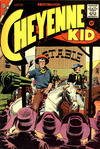 Cover for Cheyenne Kid (Charlton, 1957 series) #14