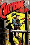 Cover for Cheyenne Kid (Charlton, 1957 series) #15