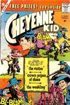 Cover for Cheyenne Kid (Charlton, 1957 series) #20