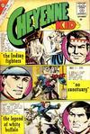 Cover for Cheyenne Kid (Charlton, 1957 series) #24