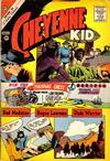 Cover for Cheyenne Kid (Charlton, 1957 series) #27
