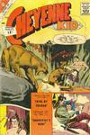 Cover for Cheyenne Kid (Charlton, 1957 series) #34
