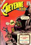 Cover for Cheyenne Kid (Charlton, 1957 series) #35