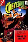 Cover for Cheyenne Kid (Charlton, 1957 series) #38