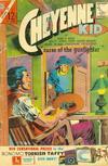 Cover for Cheyenne Kid (Charlton, 1957 series) #42
