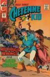Cover for Cheyenne Kid (Charlton, 1957 series) #96