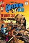 Cover for Cheyenne Kid (Charlton, 1957 series) #97