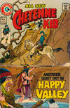 Cover for Cheyenne Kid (Charlton, 1957 series) #99