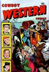 Cover for Cowboy Western Comics (Charlton, 1948 series) #17