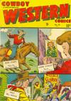 Cover for Cowboy Western Comics (Charlton, 1948 series) #20