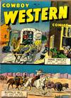 Cover for Cowboy Western Comics (Charlton, 1948 series) #21