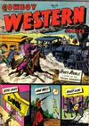 Cover for Cowboy Western Comics (Charlton, 1948 series) #22