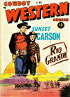 Cover for Cowboy Western Comics (Charlton, 1948 series) #29