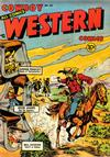 Cover for Cowboy Western Comics (Charlton, 1948 series) #32