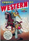 Cover for Cowboy Western Comics (Charlton, 1948 series) #37