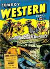 Cover for Cowboy Western Comics (Charlton, 1948 series) #39