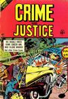 Cover for Crime and Justice (Charlton, 1951 series) #2