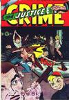 Cover for Crime and Justice (Charlton, 1951 series) #11