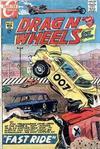 Cover for Drag N' Wheels (Charlton, 1968 series) #33