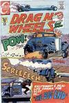 Cover for Drag N' Wheels (Charlton, 1968 series) #35