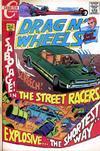 Cover for Drag N' Wheels (Charlton, 1968 series) #36