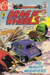 Cover for Drag N' Wheels (Charlton, 1968 series) #38