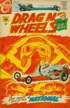 Cover for Drag N' Wheels (Charlton, 1968 series) #41
