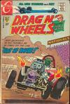 Cover for Drag N' Wheels (Charlton, 1968 series) #50