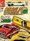 Cover for Drag N' Wheels (Charlton, 1968 series) #52