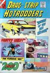 Cover for Drag-Strip Hotrodders (Charlton, 1963 series) #10