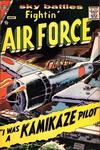 Cover for Fightin' Air Force (Charlton, 1956 series) #10