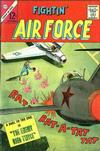 Cover for Fightin' Air Force (Charlton, 1956 series) #40